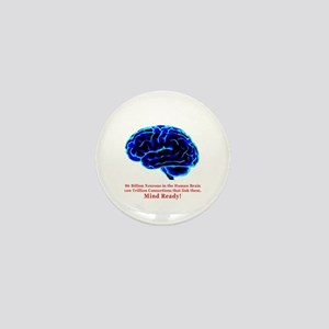 Mind Ready Mini Button