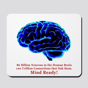 Mind Ready Mousepad