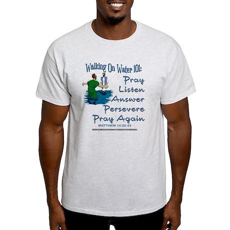 Walking on Water 101 T-Shirt