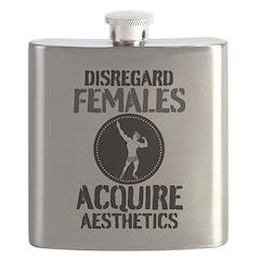 Disregard Females Acquire Aesthetics v2 Flask