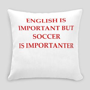 soccer Everyday Pillow