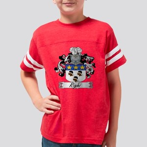 Righi Family Youth Football Shirt