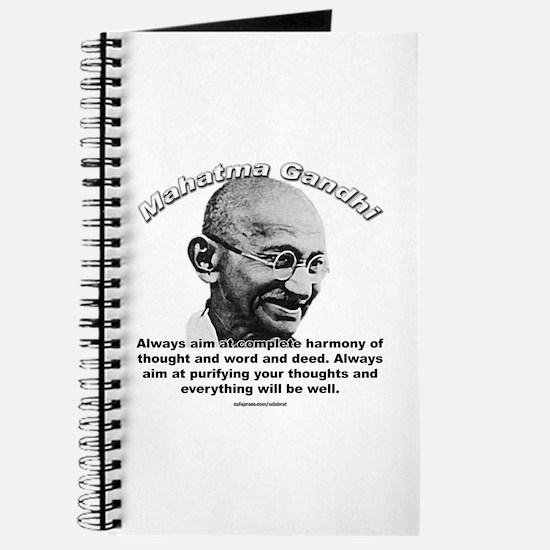Mahatma Ghandi 01 Journal