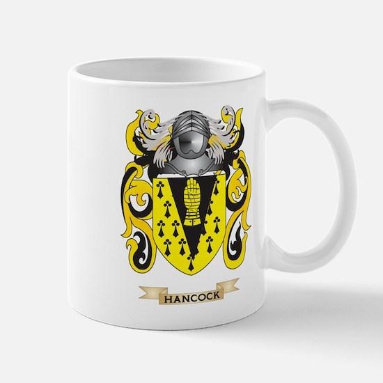 Hancock Coat of Arms (Family Crest) Mug