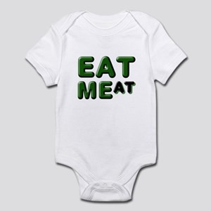 EAT MEat Infant Bodysuit