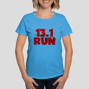 13.1 Run Red Women's Dark T-Shirt