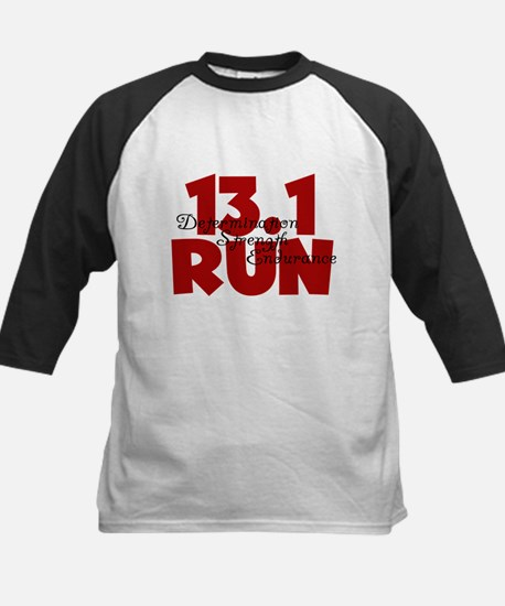 13.1 Run Red Kids Baseball Jersey