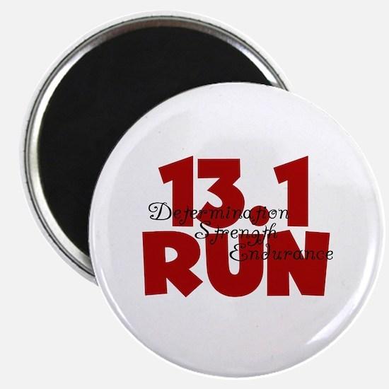 13.1 Run Red Magnet