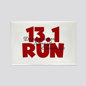 13.1 Run Red Rectangle Magnet