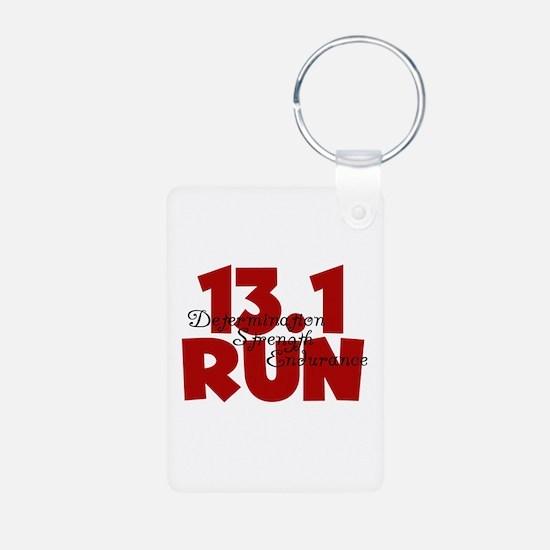 13.1 Run Red Keychains