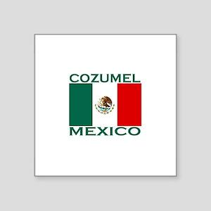 Cozumel, Mexico Rectangle Sticker