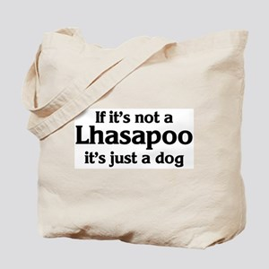 Lhasapoo: If it's not Tote Bag