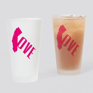 California Love Drinking Glass