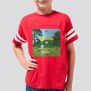 F601GO-Kenna Youth Football Shirt