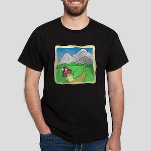 Toadstools Treasures T-Shirt