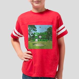M601GR-Kolton Youth Football Shirt