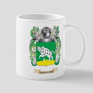 Hanlon Coat of Arms (Family Crest) Mug