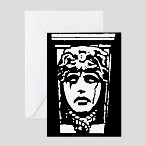 Elektra Greeting Card