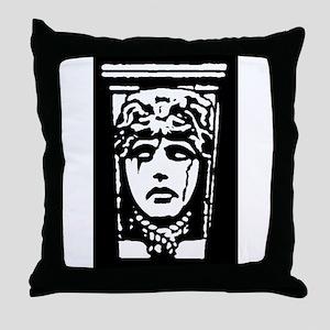 Elektra Throw Pillow