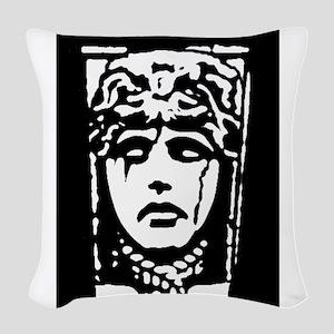 Elektra Woven Throw Pillow