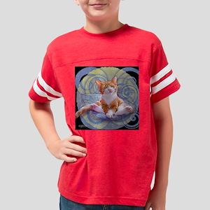 nemo-elegantswirl-bg Youth Football Shirt