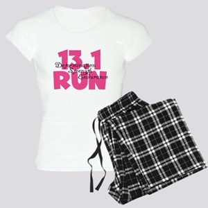 13.1 Run Pink Women's Light Pajamas