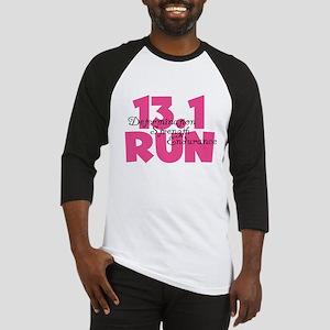 13.1 Run Pink Baseball Jersey