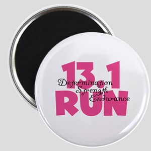 13.1 Run Pink Magnet