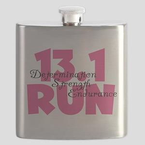 13.1 Run Pink Flask