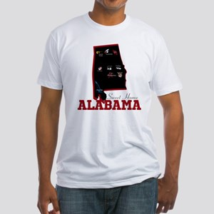 Alabama Mens Fitted T-Shirt