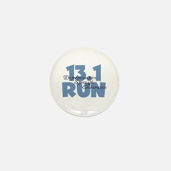 13.1 Run Blue Mini Button