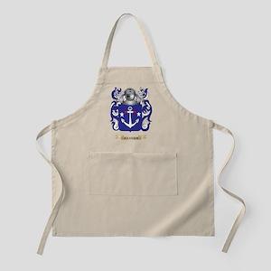 Hansen-(Denmark) Coat of Arms (Family Crest) Apron