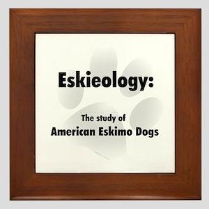 Eskiology Framed Tile