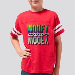 woofySHADOWDONE Youth Football Shirt