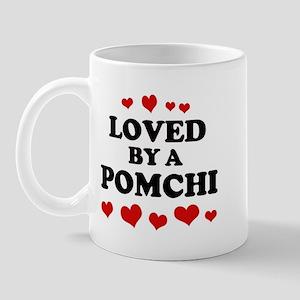 Loved: Pomchi Mug