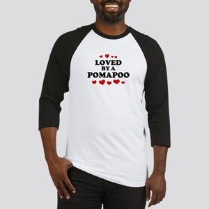 Loved: Pomapoo Baseball Jersey