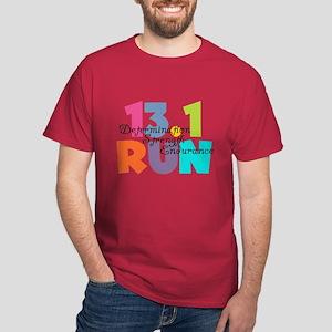 13.1 Run Multi-Colors Dark T-Shirt