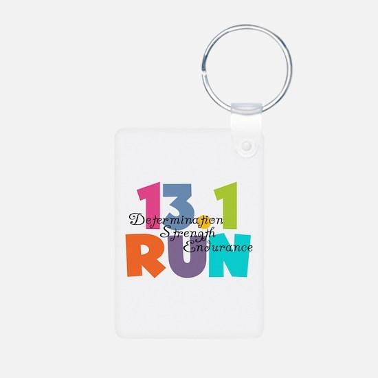 13.1 Run Multi-Colors Keychains