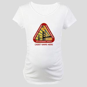 Starfleet Academy Customized Maternity T-Shirt