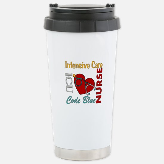 ICU Nurse Travel Mug