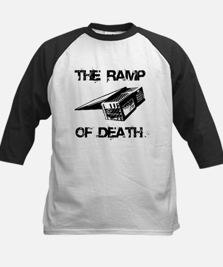 RAMP OF DEATH Baseball Jersey