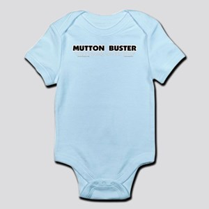 """""""WOOLY TO BULLY"""" Infant Bodysuit"""