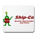 Ship-co Mousepad