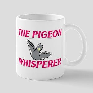 The Pigeon Whisperer Mugs