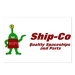 Ship-co Postcards (Package of 8)