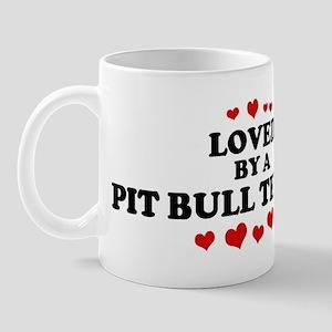 Loved: Pit Bull Terrier Mug