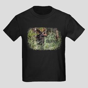 Colorado Moose II Kids Dark T-Shirt