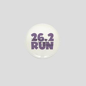 26.2 Run Purple Mini Button