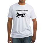 20s Drinking Fitted T-Shirt