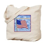 God Bless America 2 Tote Bag